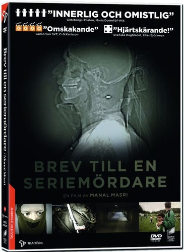 Brev Till En Seriemördare DVD