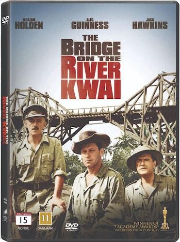 Bron Över Floden Kwai DVD