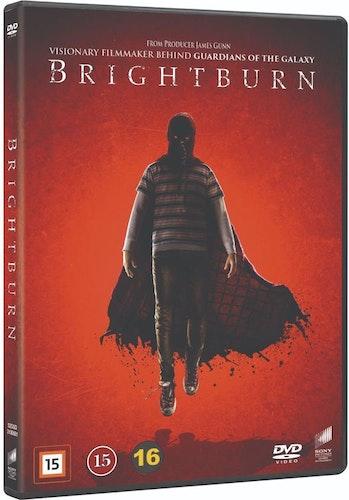 Brightburn DVD