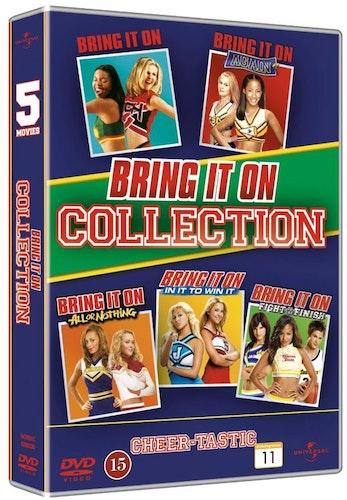 Bring it on 1-5 DVD