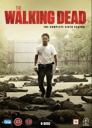 The Walking Dead - Säsong 6 DVD