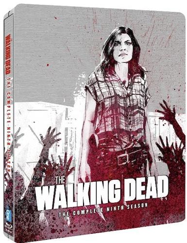The Walking Dead - Säsong 9 - SteelBook bluray