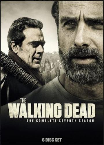 The Walking Dead - Säsong 7 DVD