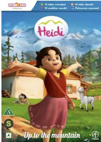 Heidi - Vol 1: Upp till bergen DVD