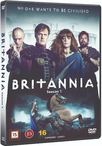 Britannia - Säsong 1 DVD UTGÅENDE