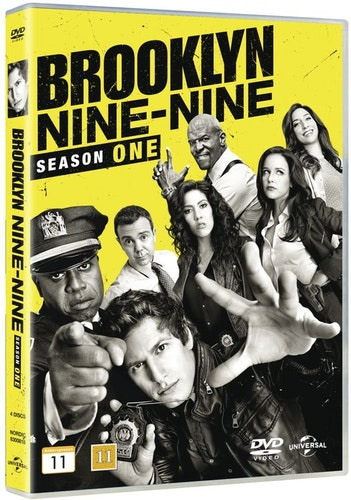 Brooklyn Nine-Nine - Säsong 1 DVD UTGÅENDE