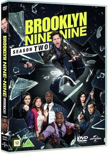 Brooklyn Nine-Nine - Säsong 2 DVD UTGÅENDE
