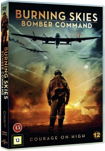 Burning Skies: Bomber Command DVD