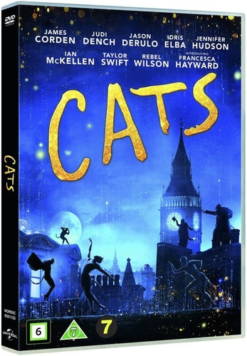 Cats (2019) DVD