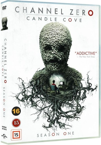 Channel Zero - Season 1: Candle Cove (DVD)
