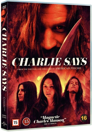 Charlie says DVD