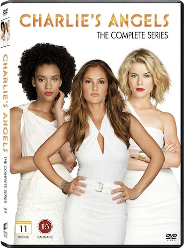 Charlie's Angels - Säsong 1 DVD