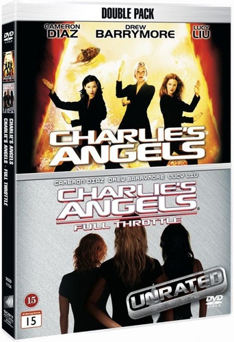 Charlie's Angels 1 & 2 (2-disc) DVD