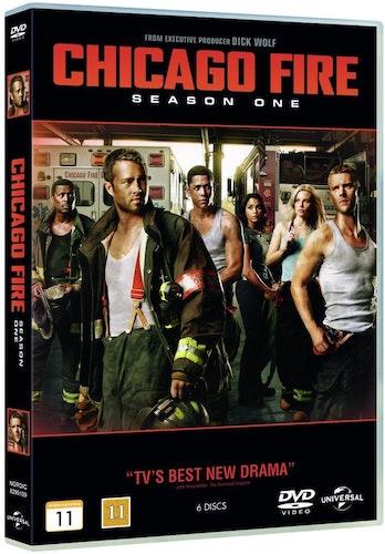 Chicago Fire - Säsong 1 DVD