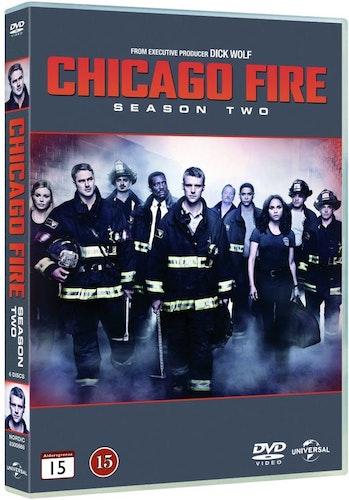 Chicago Fire - Säsong 2 DVD