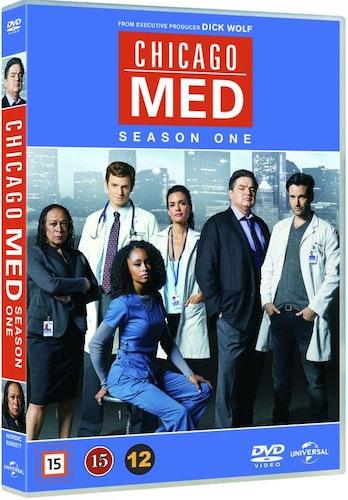 Chicago Med - Säsong 1 DVD