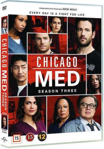 Chicago Med - Säsong 3 DVD