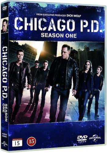 Chicago P.D. - Säsong 1 DVD