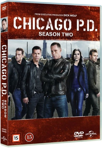 Chicago P.D. - Säsong 2 DVD