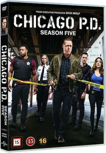 Chicago P.D. - Säsong 5 DVD