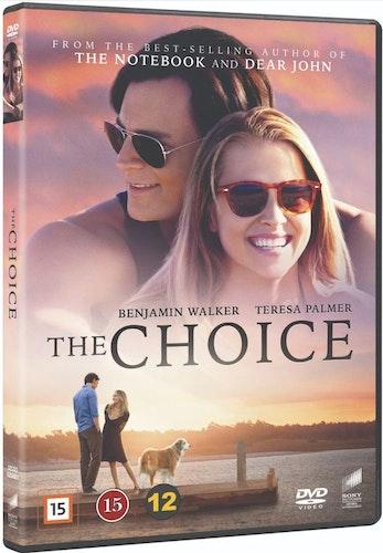 The Choice DVD