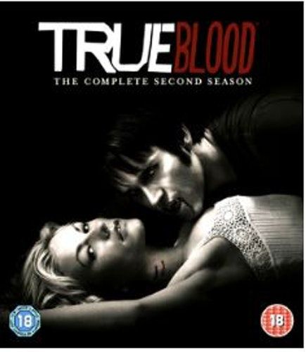 True Blood - Säsong 2 bluray