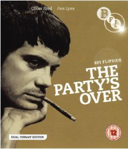 The Partys Over Blu-Ray + DVD (import)