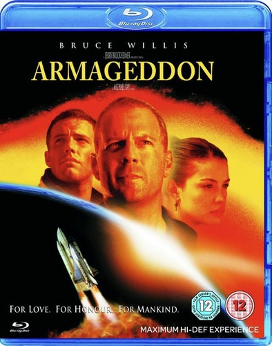 Armageddon bluray