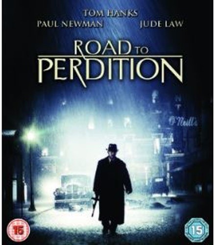 Road to Perdition bluray