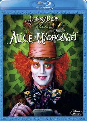 Alice i Underlandet (Blu-ray)