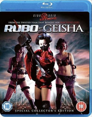 RoboGeisha (Blu-ray) (Import)