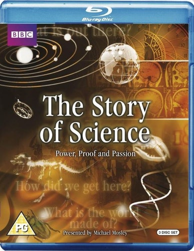 The Story Of Science Blu-Ray (import)