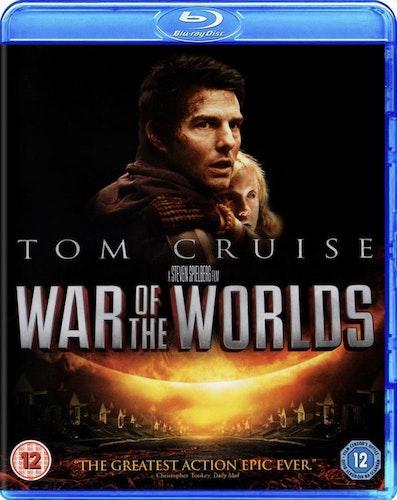 Världarnas krig (2005) (Blu-ray)