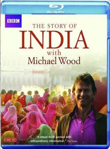 The Story of India bluray (import)