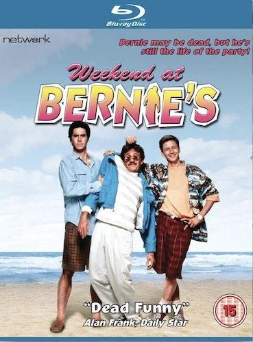 Weekend at Bernie's (Blu-ray) (Import)