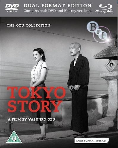 Tokyo story (Blu-ray + DVD) (Import)