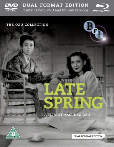 Late Spring & The Only Son (Blu-ray + DVD) (Import)