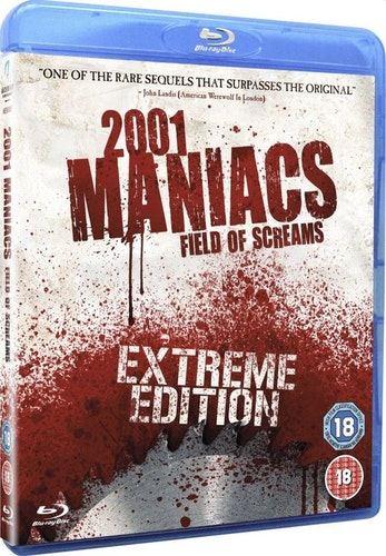 2001 Maniacs: Field of Screams (Blu-ray) (Import)