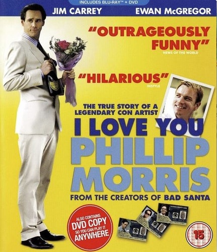 I love you Phillip Morris (Blu-ray) (Import)