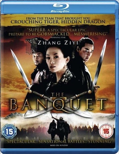 The Banquet (Blu-ray) (Import)