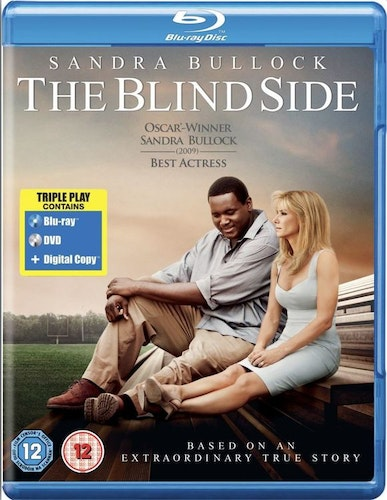 The Blind Side (Blu-ray) (Import Sv.Text)