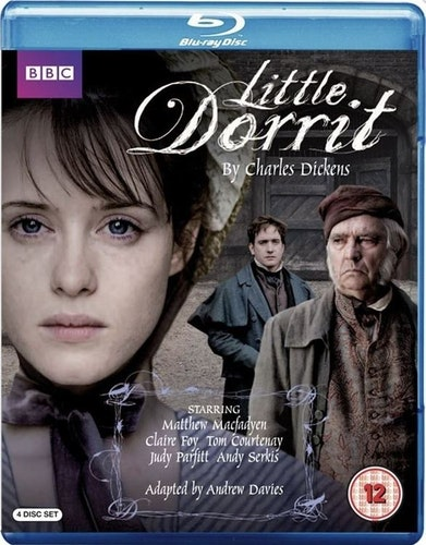 Little Dorrit (4-disc) (Blu-ray) (Import)