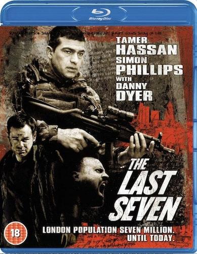 Last seven (Blu-ray) import