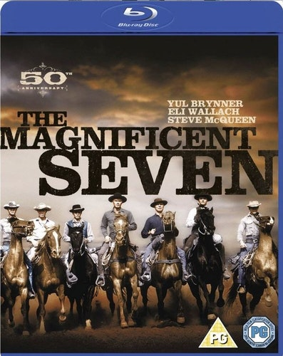 The Magnificent Seven (Blu-ray) (Import)