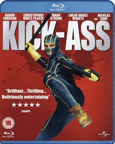 Kick Ass (Blu-ray) (Import)