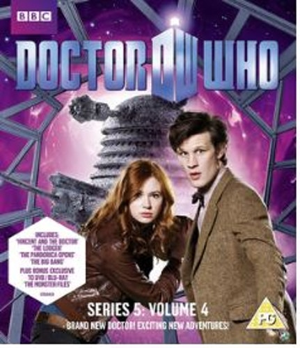 Doctor Who Series 5 - Part 3 Blu-Ray (import)