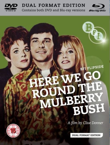Here We Go Round the Mulberry Bush (Blu-ray + DVD) (Import)