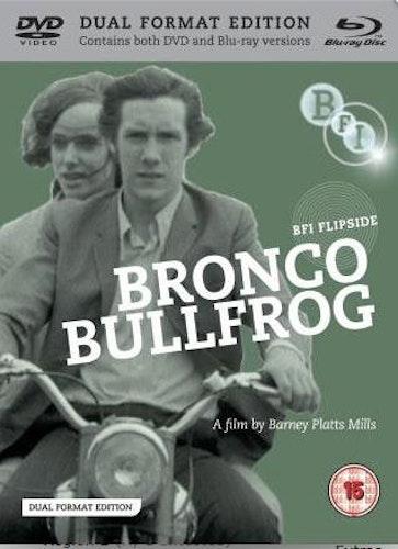 Bronco Bullfrog (Blu-ray + DVD) import