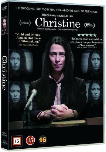 Christine (2016) DVD UTGÅENDE