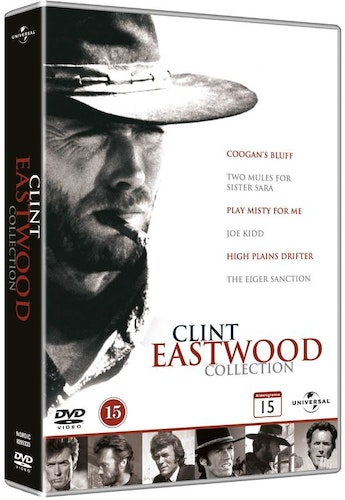 Clint Eastwood Collection (6-Disc) DVD